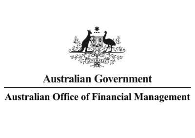 Australian Office of Financial Management logo
