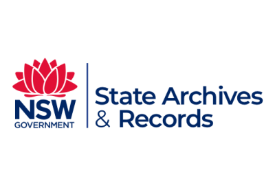 NSW State Archives and Records logo